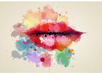 labbra donna
