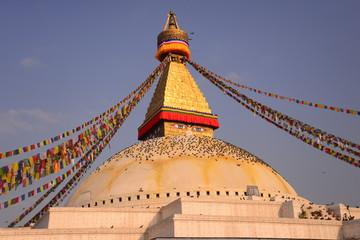 Boudhanath stupa,kathmandu nepal
