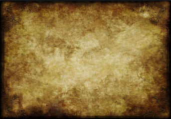 rustic background with space