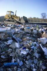 discarica rifiuti solido urbani