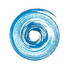 Hurricane, twister, tornado view image logo
