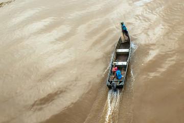 pescaria no rio da velhas / pescaria amadora no rio das velhas em Minas Gerais, Brasil