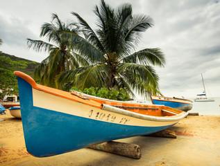 barque pêcheur martinique