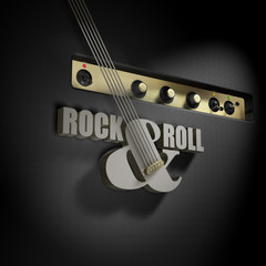 RocknRoll Verstärker Typo