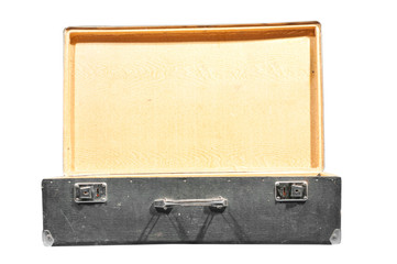 big old suitcase