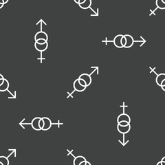 Gender signs pattern