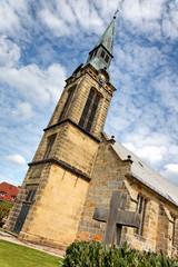 Kirche St. Johannes der Täufer in Bad Bentheim