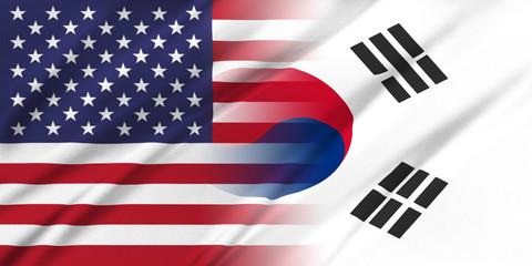 USA and Korea South.