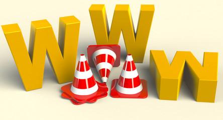 Wartung Bauarbeiten www