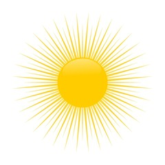 Sun - illustration