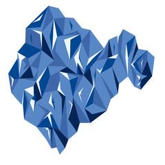 Vector - Iceberg