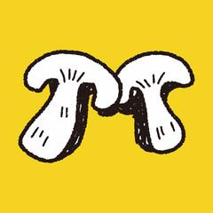 Mushroom doodle