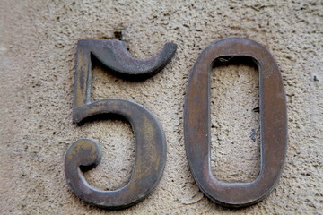 50, cinquante