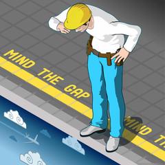 Isometric Mind the Gap