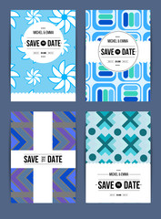 Invite template set