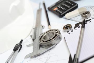 bearing rawing tools project