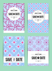 Invite template set