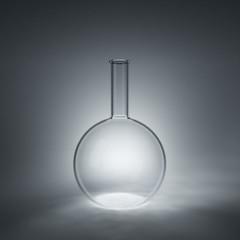 round beaker
