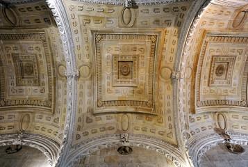 Sacristía de la Capilla del Salvador, Úbeda, Jaén, España