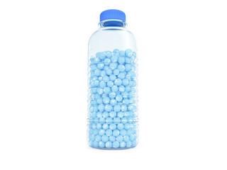 Bottle of H2o