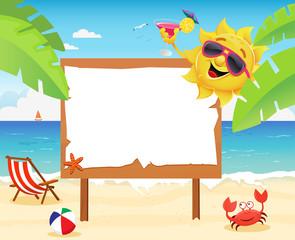 Summer Billboard