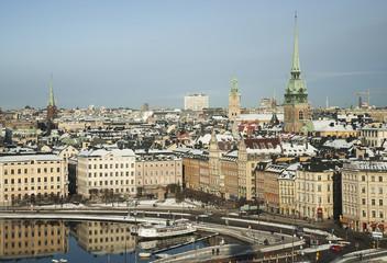 Stoccolma, Gamla Stan