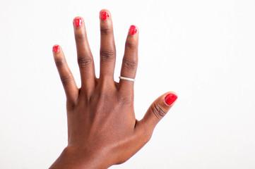 Les doigts de la main