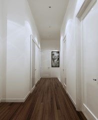 Hall contemporary style