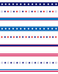 4th of july divider