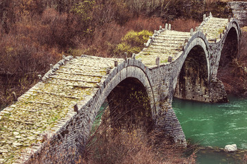 Printed roller blinds Bridge Bridge in Greece