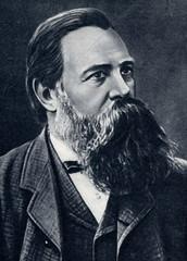 Friedrich Engels, German social scientist