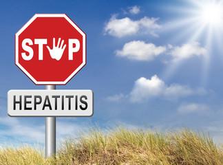 stop hepatitis