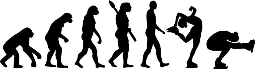 Figure Skating Evolution