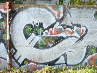 Graffiti  Euro