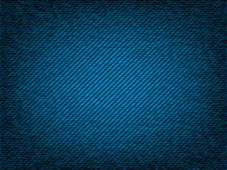 Denim jeans vector texture, closeup