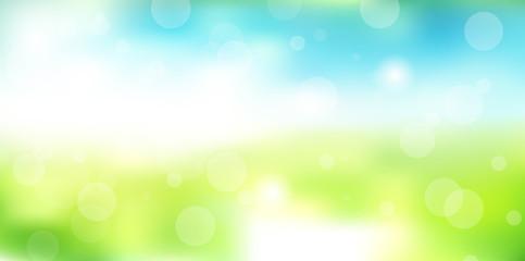 初夏 空 背景
