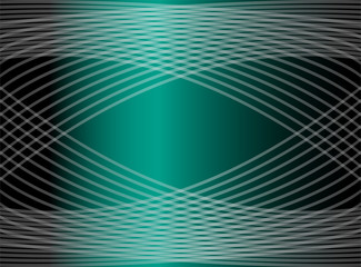 Colorful line twist light lines vector background