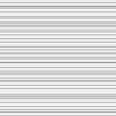 minimalistic pattern. Straight horizontal lines