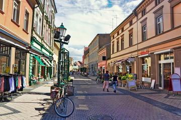 Stendal Stadtzentrum