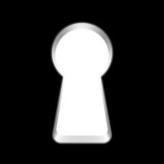 Vector keyhole