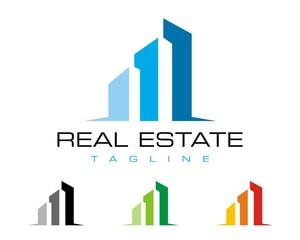 real estate tower logo