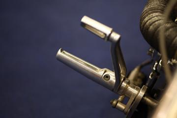 Motorcycle break pedal