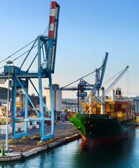 Shipping. Italy