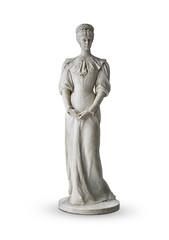 Sissi statue in Corfu Achilleion