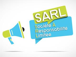 mégaphone : SARL