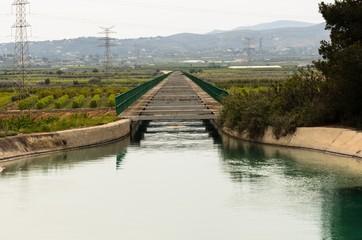 canal de Tous a Valencia