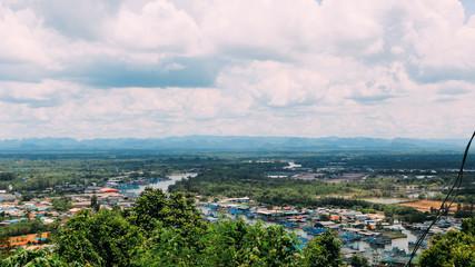 PaknumChumphon Village  Chumphon, Thailand