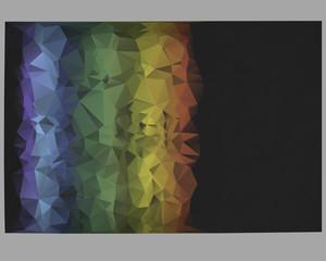Poli color background