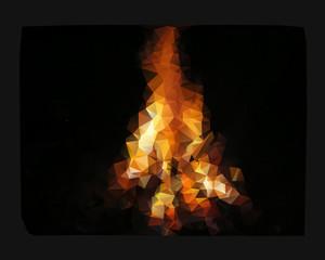 Poli bonfire