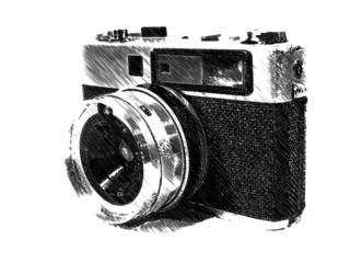 Grafik Fotoapparat
